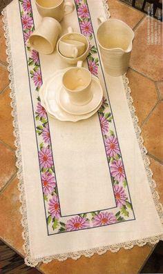 Gallery.ru / Фото #158 - ******toalhas de mesa****** - celita