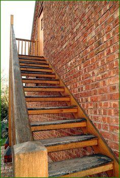 External Oak Staircase