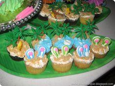 vintage hawaiian party ideas - Google Search