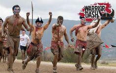 Warrior Dash 3.5K    So pumped! 10/06/2012