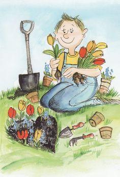 Puutarha, kukat, marjat, hedelmät, linnunpöntöt, Garden, flowers, berries, fruits, birdhouses – Sari Mäkinen – Webová alba Picasa