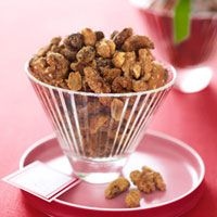Sweet and Sassy Nuts - Holiday Gifts - Snacks - Recipes - Good Housekeeping