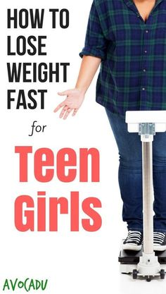 The teenage or adolescent years are crucial times for women. These steps from our diet program will help teenage girls lose weight fast! http://avocadu.com/lose-weight-fast-teen-girls/