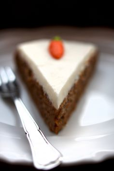 Carrot-Ginger-Cake with Creamcheese