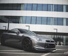 Jedyny w swoim rodzaju Nissan GTR! Takie cacka możemy fotografować zawsze. #fotografiamotoryzacyjna