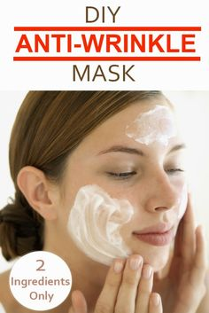 Healthy Living Vibe: The Best Anti-Wrinkle Mask - 2 Ingredients Only