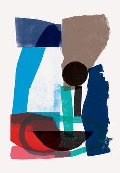 Nicolas Burrows / Digital Collage