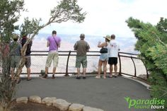 If you plan to visit the Grand Canyon, make sure to do Mather Point. Here's why: https://paradisefoundtours.com/blog/news-alerts/mather-point-must-visiting-grand-canyon-national-park/