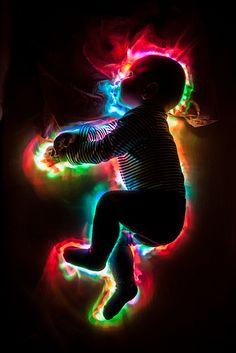 10 Fantastic Images of Children Bathed in Rainbow Light http://www.babble.com/mom/10-fantastic-images-of-children-bathed-in-rainbow-light/
