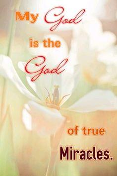;) He surely is.