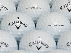 Callaway TOURiz Balls