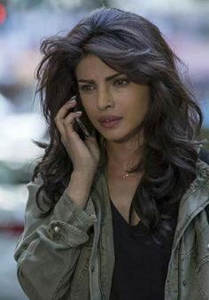 Alex Parrish on the run