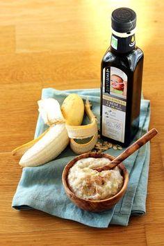 Porridge banane et cannelle (dès 8 mois) - Blog Quintesens