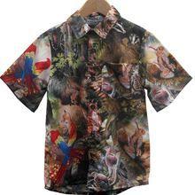 Jungle time shirt $74.95