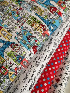 Mon Amie Quilt or Craft Fabric by Brejer by fabricshoppe, $20.00
