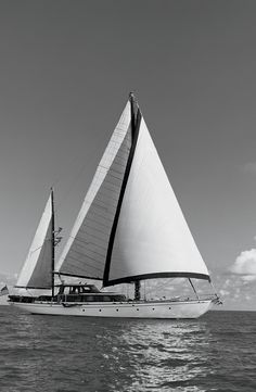 Heritage, beauty, adventure - drawing inspiration from the sport of sailing