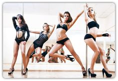 Learn the tricks of the trade from some of the most highly skilled dancers in the business. A Pole Dancing dance class is great exercise and fantastic fun.