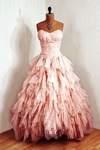 1950s prom and party dresses.  SO fabulous!!
