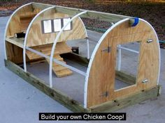 Chicken House Plan - Do it yourself
