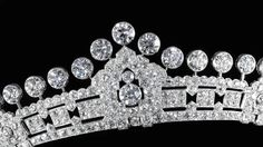 The Duchess - Precious Objects and Property from the Estate of Mary, Duchess of Roxburghe | Sotheby's #Voilá! #Historic Jewels