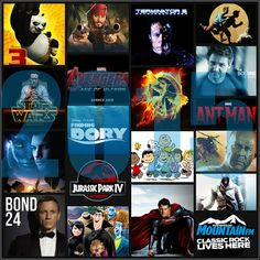 2015 is going to be a year filled with incredible #movies, I can't wait! #blockbuster