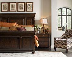 Superbe Thomasville   Wheatmore Manor Panel Bedroom Living Room Bedroom, Master  Bedrooms, Bedroom Furniture,