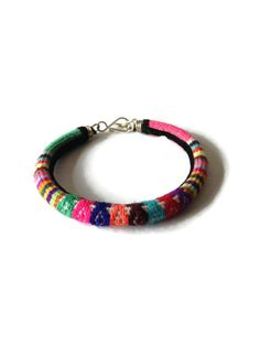 Bracelet Peru Celendin #peru #fashion #travel