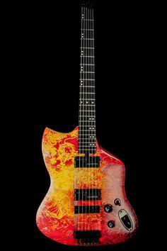 Vice Guitars Vius headless in Nova