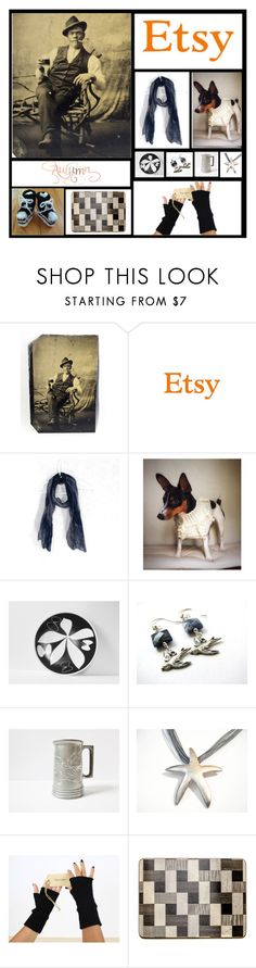 """""""Etsy Octoberfest"""" by jarmgirl ❤ liked on Polyvore featuring Mikasa, Natural Blue, Converse and vintage"""