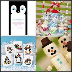 snowmen for the class?