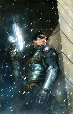 Winter Soldier.