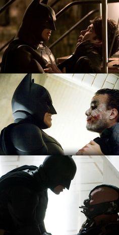 Batman | The Dark Knight Trilogy