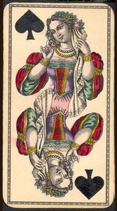 queen of ace