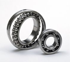 Size and number of the balls may vary from bearing to bearing.