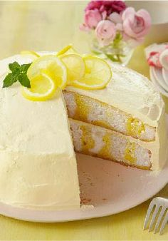 Luscious Lemon Poke Cake – You'll be tempted to tell everyone how easy this recipe is to make—that's up to you. We say let 'em wonder how you made this delicious dessert.