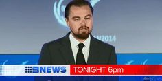 Celebrity Leonardo DiCaprio speaks of #GreatBarrierReef devastation: http://short.ninem.sn/C9mSLBG  #9News pic.twitter.com/7qSLhuetUJ #auspol