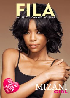 For all you Mizani Girls check out our new E Magazine - Modern Straight Hairstyles, Cool Hairstyles, Redken Hair Color, Black Hair Magazine, Curly Hair Styles, Natural Hair Styles, Redken Hair Products, E Magazine, Hair Again