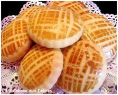 Croquants aux amandes - Cuisinez avec Djouza, blog de gateaux algeriens - orientaux - cuisine algerienne
