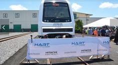 에이미의 하와이 부동산 소식: 호놀룰루 경전철(HART) 첫 차 베일을 벗다