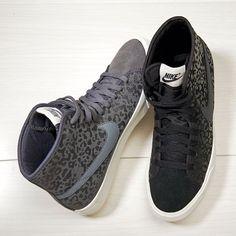 zwarte nikes dames nike schoenen hoog model