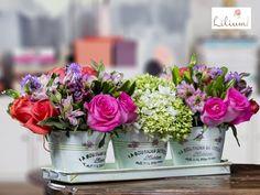 LOS MEJORES RREGLOS A DOMICILIO. Si busca un regalo diferente, un diseño floral exclusivo, es una excelente opción. En Lilium le ofrecemos un amplio catálogo, en el que estamos seguros, encontrará algo especial. Le invitamos a conocer nuestras colecciones a través de nuestra página de internet www.lilium.mx, para que disfrute de toda la belleza, aroma y colorido de las flores. #floreslilium