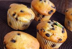 Muffins de chocolate, la receta preferida de nuestros lectores #recipes #cuisine