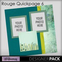 Rougeqp6  #ArtForScrapbooking.com #MyMemories.com #digital #scrapbooking #AFS_sharon
