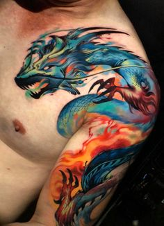 Wolf Pack Tattoo, Lion Tattoo, Cool Chest Tattoos, Head Tattoos, Wolf Tattoo Design, Tattoo Designs, Family Loyalty, Alpha Wolf, Shoulder Arms