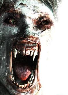 Wot the hell. Horror Art, Horror Movies, Scary Images, Zombie Art, Evil Clowns, Creepy Art, Occult, Dark Art, Scream