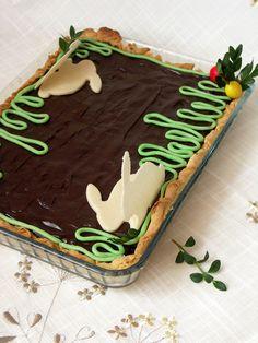 """Every Cake You Bake: Mazurek """"śliwka w czekoladzie"""" Prune, Sweet Recipes, Ale, Sweet Tooth, Cake Decorating, Recipies, Food And Drink, Xmas, Sweets"""