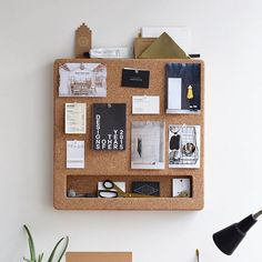 A neat & tidy square Corkframe