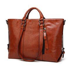 a48ce4d164b2 Woman Shoulder Bags Luxury Handbags Women Bags Designer High Quality PU  Leather Large Capacity Totes Handbag