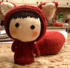 Ravelry: allisonRW96's Big Tanoshi Fox Doll