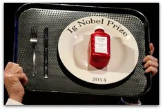 Ig Nobel Awards: Better Living Through Poopy Science Science Trivia, Nobel Prize Winners, Cooking Timer, Science And Technology, Awards, Wellness, Nerd Herd, Pork, Articles